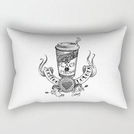 Coffee Lovers Rectangular Pillow