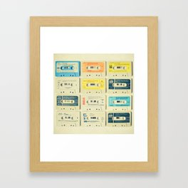 All Tomorrow's Parties Framed Art Print