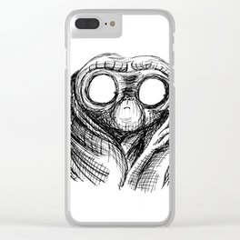 Beee Gooooood Clear iPhone Case