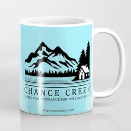 Chance Creek Blue Coffee Mug