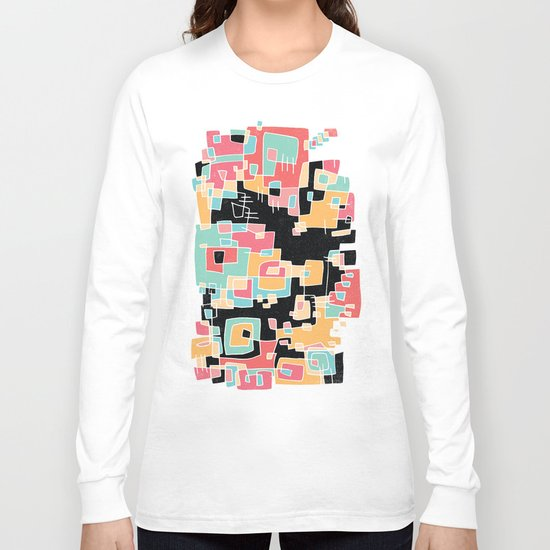 ABSTRACT 2 Long Sleeve T-shirt