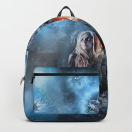 Dread-ress on Ice Backpack