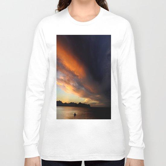 sunset  xxxxx Long Sleeve T-shirt