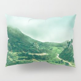 Picos de Europa Pillow Sham