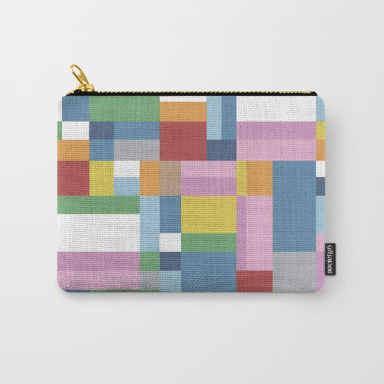 Map Close Carry-All Pouch