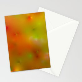 Abstract Fall Stationery Cards