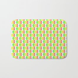 Life Use It Wisely Bath Mat