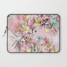 FLORAL ARROW Laptop Sleeve