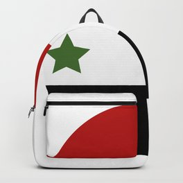 Syria flag Backpack