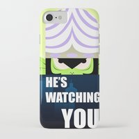 jojo iPhone & iPod Cases featuring Mojo Jojo Propaganda  by ArielPerrenot