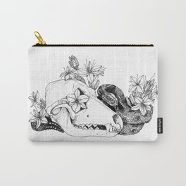 My Regrets Follow You to the Grave Carry-All Pouch