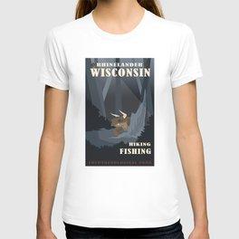 CPS: Rhinelander, WI T-shirt