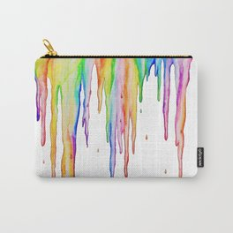 Colorful Icicles Carry-All Pouch