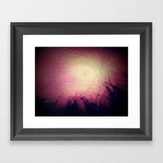 Third Eye Open Framed Art Print