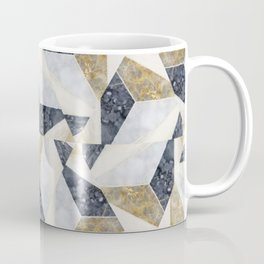 Marble Tesselations Coffee Mug