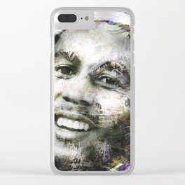 MARLEY Clear iPhone Case