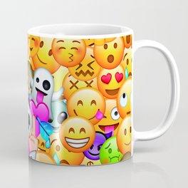 I love Emojis Coffee Mug