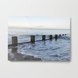 Ebb Tide Metal Print