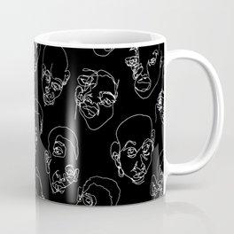 Kids' Faces Midnight Coffee Mug