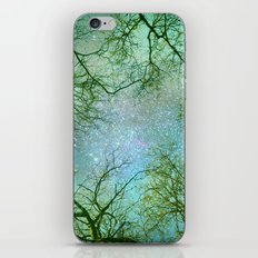 Sky dreams iPhone & iPod Skin