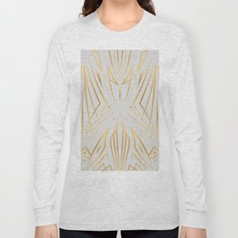 Pinstripe Pattern Creation 31 Long Sleeve T-shirt