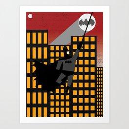 The World's Greatest Detective! Art Print