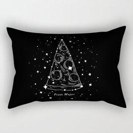 Pizza Major Rectangular Pillow