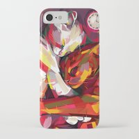 cuddle iPhone & iPod Cases featuring Cuddle Time by Travis Clarke