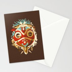 The Days of Gods and Demons Stationery Cards
