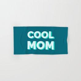 The Cool Mom I Hand & Bath Towel
