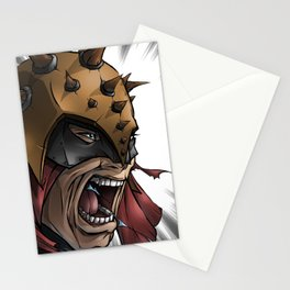Battle Cry Stationery Cards