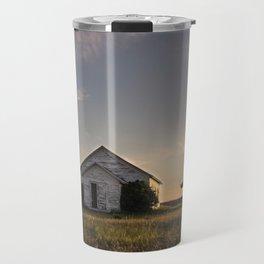Galpin Church, Montana Prairie 2 Travel Mug