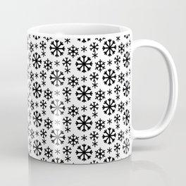 Black Snow Coffee Mug