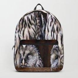 Owl Trilogy Backpack