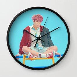 Jungkook Wall Clock