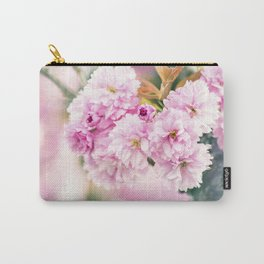 Kanzan Cherry - Japanese Flowering Cherry Carry-All Pouch