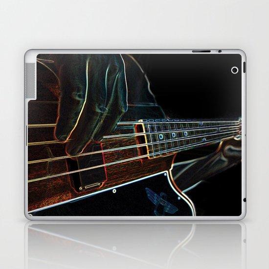 Bass-ics Laptop & iPad Skin