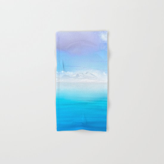 Pastel vibes 44 Hand & Bath Towel