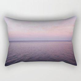 Pacific Sunset Rectangular Pillow