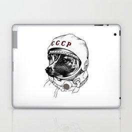 laika, space traveler Laptop & iPad Skin