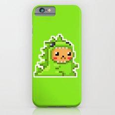 8bit Dinobear iPhone 6s Slim Case