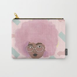 Bubblegum Girl Carry-All Pouch