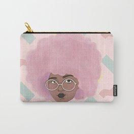 Bubblegum Girl Carry-All Pouch