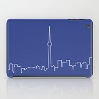 toronto iPad Cases featuring Toronto by Emir Simsek