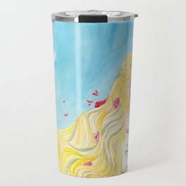 Lady Spring Travel Mug