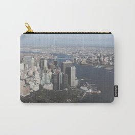 NYC Downtown Aerial Carry-All Pouch