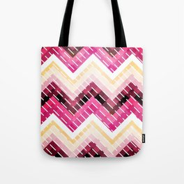 Triangles 2 Tote Bag