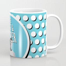Spock greeting: Live long & prosper Coffee Mug