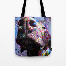 Chocolate Lab Nose Tote Bag