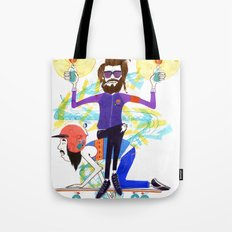 I'm Here to Party Tote Bag